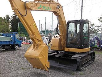 CAT308D CR