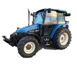 NEWHOLLAND FORD 4835DT