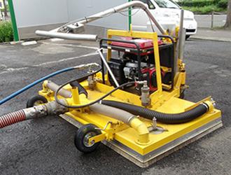 超高圧洗浄(特殊車両)